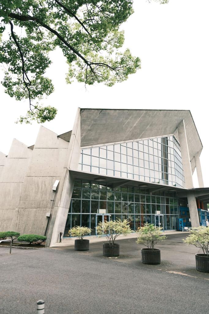 群馬音楽センター 外観