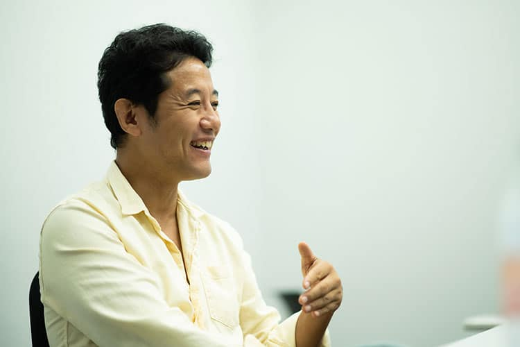 入山章栄 / Akie Iriyama